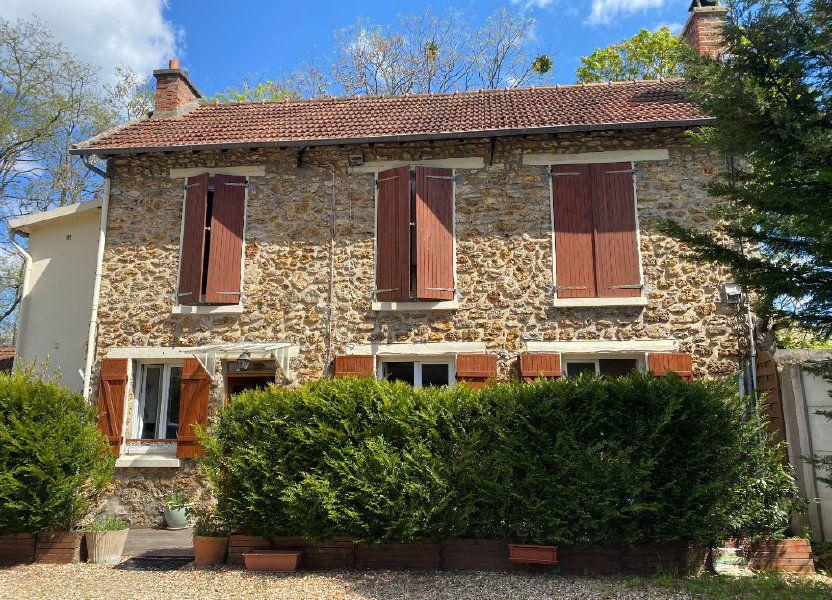 Maison à vendre 85m2 à Saint-Germain-en-Laye