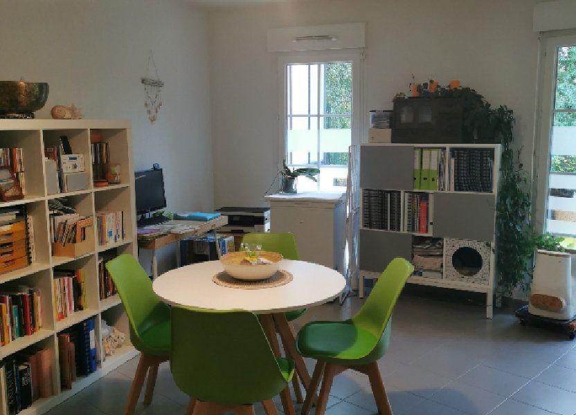 Appartement à louer 51.43m2 à Valleiry