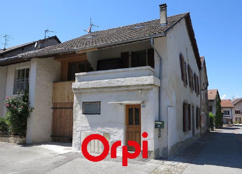 Maison à vendre 140m2 à Saint-Julien-en-Genevois