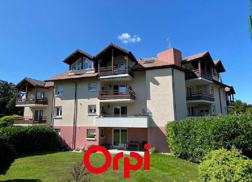 Appartement à vendre 67m2 à Archamps