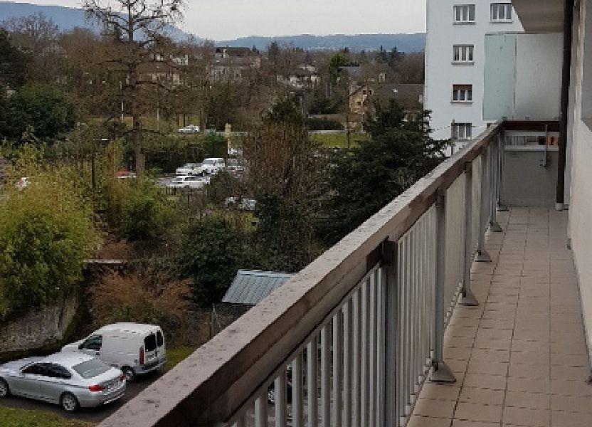 Appartement à louer 50.88m2 à Saint-Julien-en-Genevois