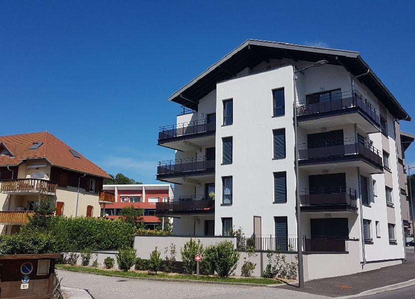 Appartement à louer 60.06m2 à Cruseilles