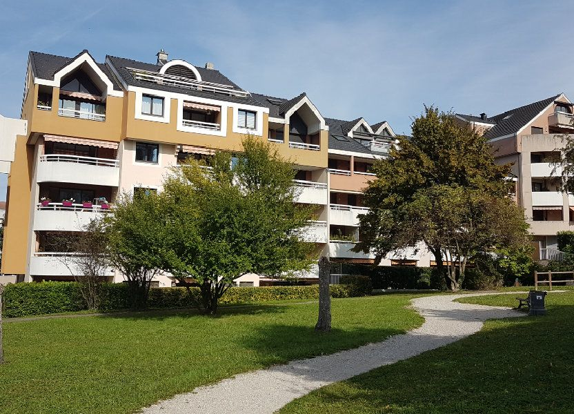 Appartement à louer 80.78m2 à Saint-Julien-en-Genevois