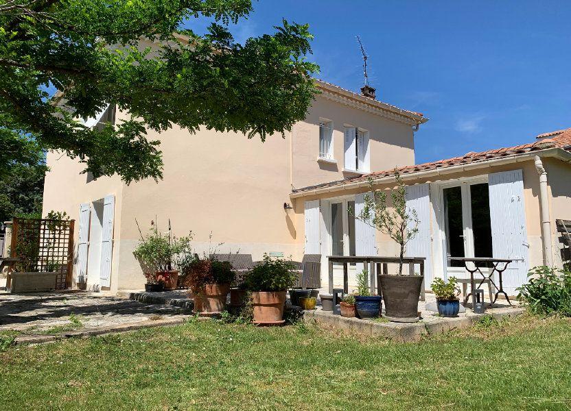 Maison à vendre 156m2 à Villeneuve-lès-Avignon
