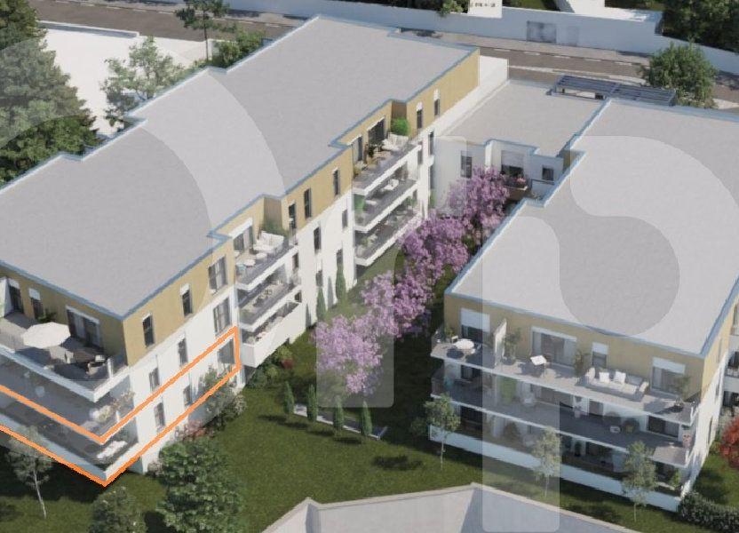 Appartement à vendre 83.8m2 à Villeneuve-lès-Avignon