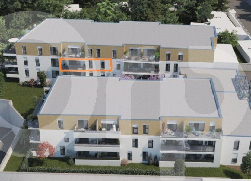 Appartement à vendre 66.02m2 à Villeneuve-lès-Avignon