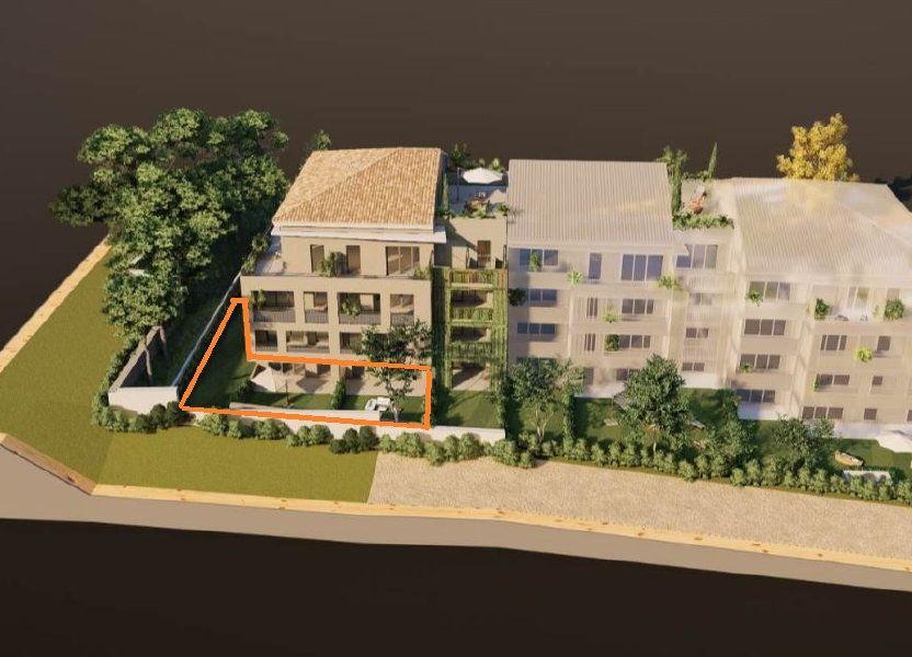 Appartement à vendre 100.77m2 à Villeneuve-lès-Avignon