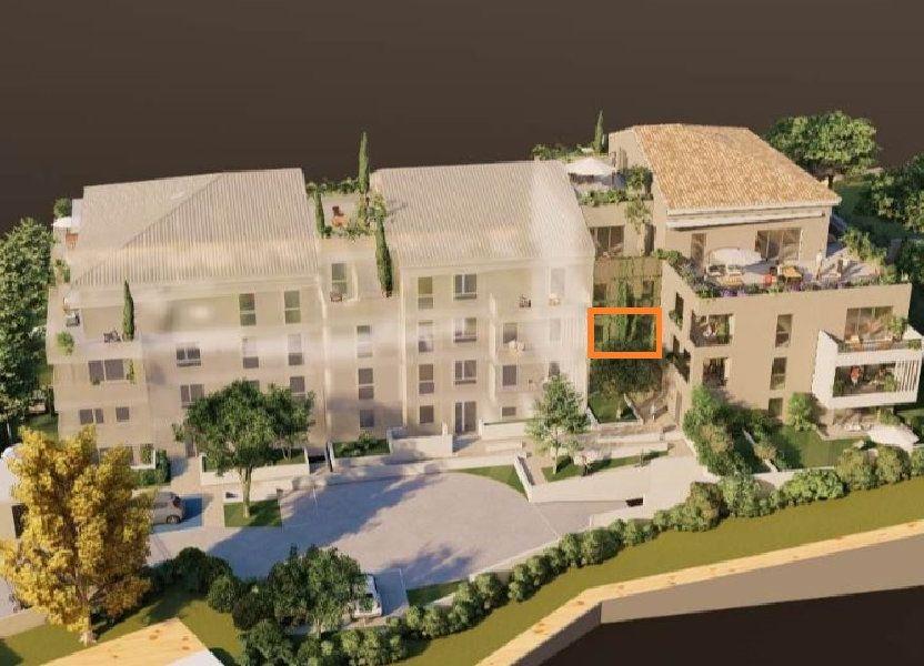Appartement à vendre 64.94m2 à Villeneuve-lès-Avignon