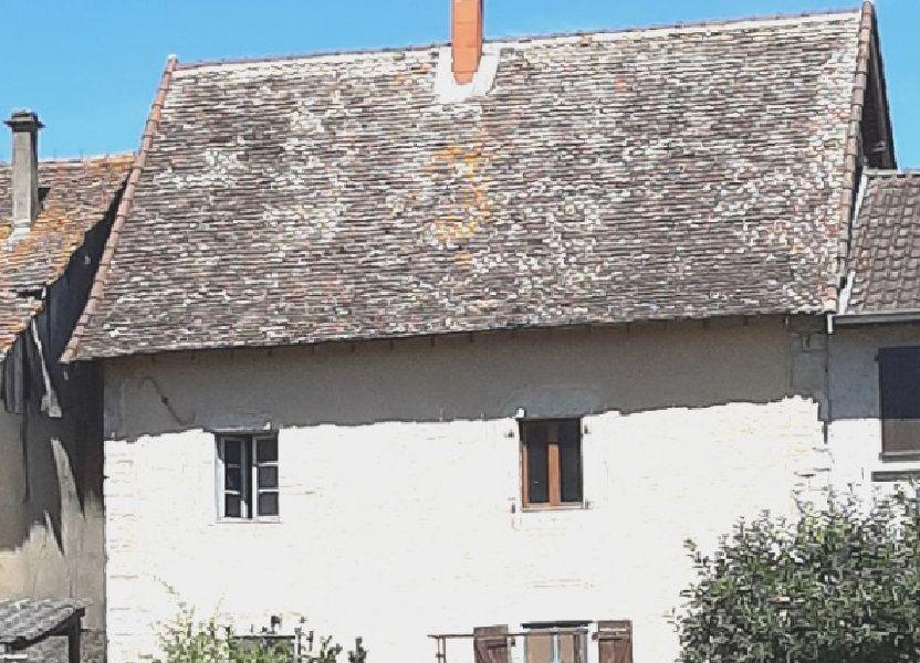 Maison à vendre 83m2 à Brangues