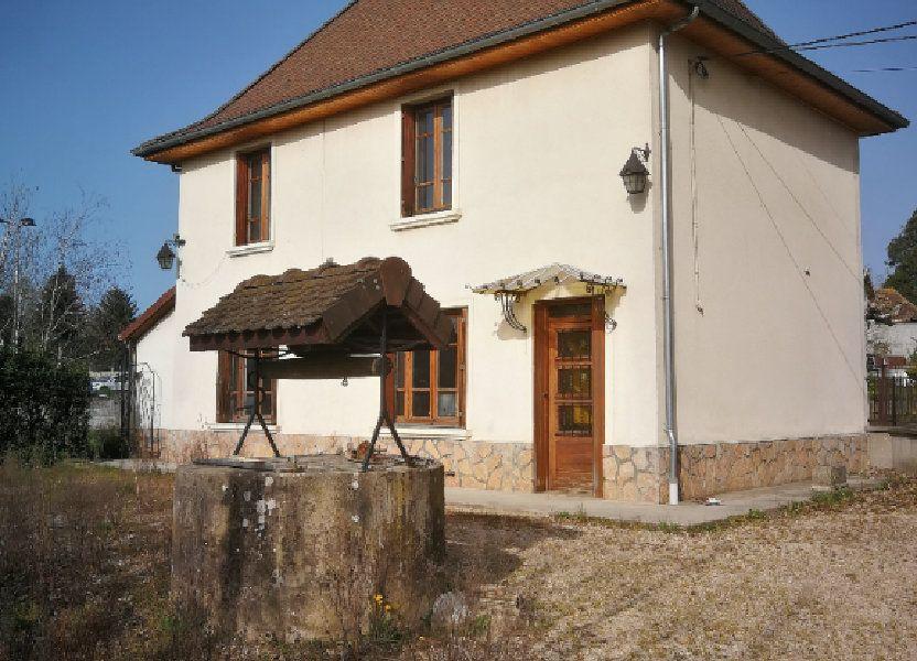Maison à vendre 91.62m2 à Les Avenières