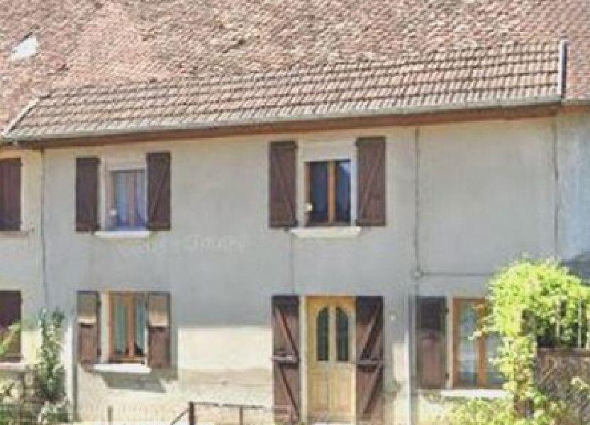 Maison à vendre 120m2 à Granieu