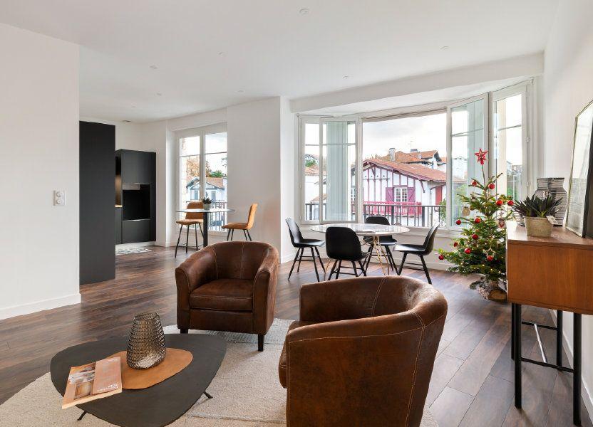 Appartement à vendre 100m2 à Bayonne