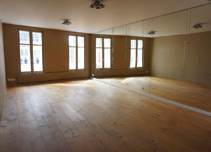 Appartement à louer 123m2 à Arras
