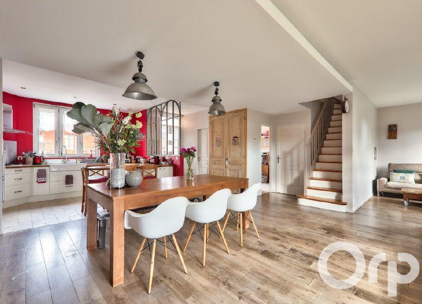 Maison à vendre 166m2 à Villeurbanne