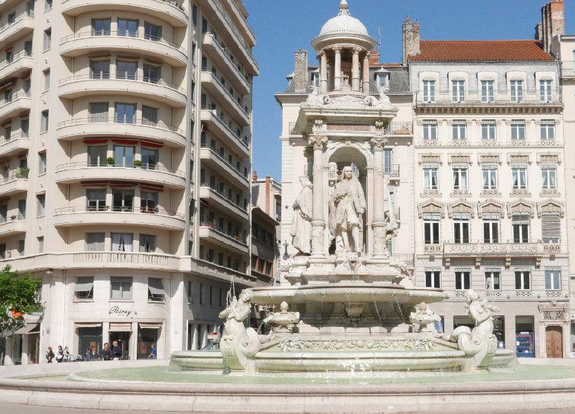 Appartement à louer 115m2 à Lyon 2