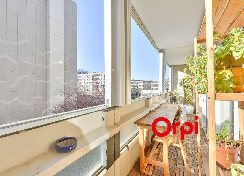 Appartement à vendre 70.56m2 à Villeurbanne