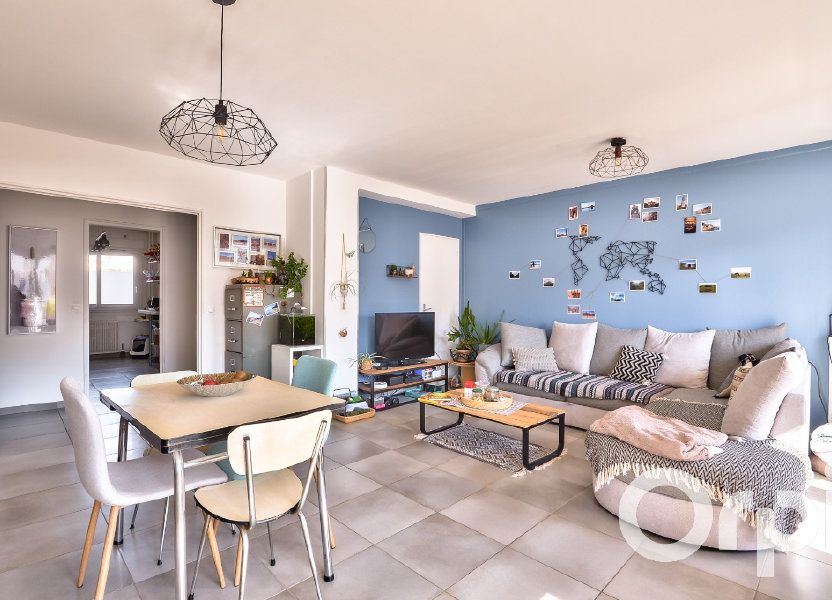 Appartement à vendre 90.02m2 à Villeurbanne