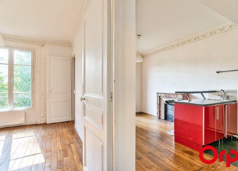 Appartement à vendre 32m2 à Paris 15