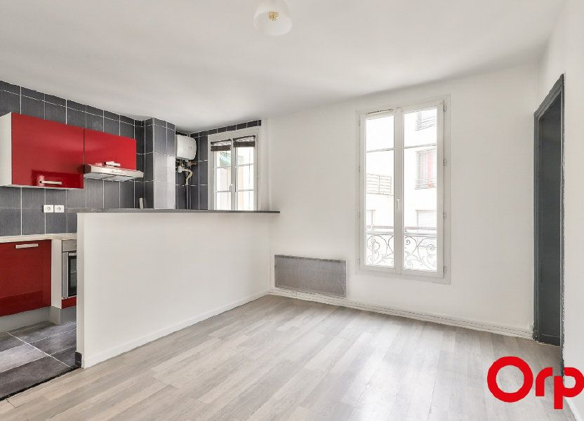 Appartement à vendre 37m2 à Paris 18