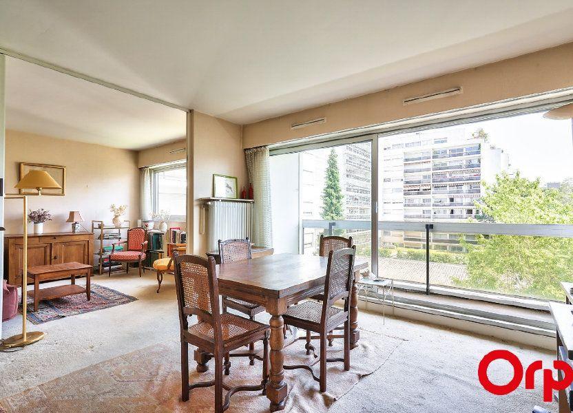 Appartement à vendre 64.42m2 à Paris 15
