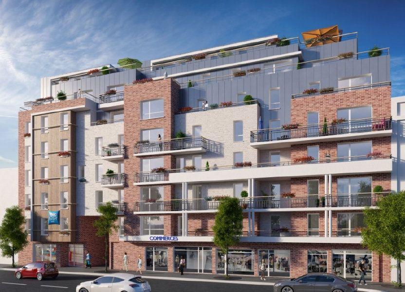 Appartement à vendre 45.64m2 à Dieppe