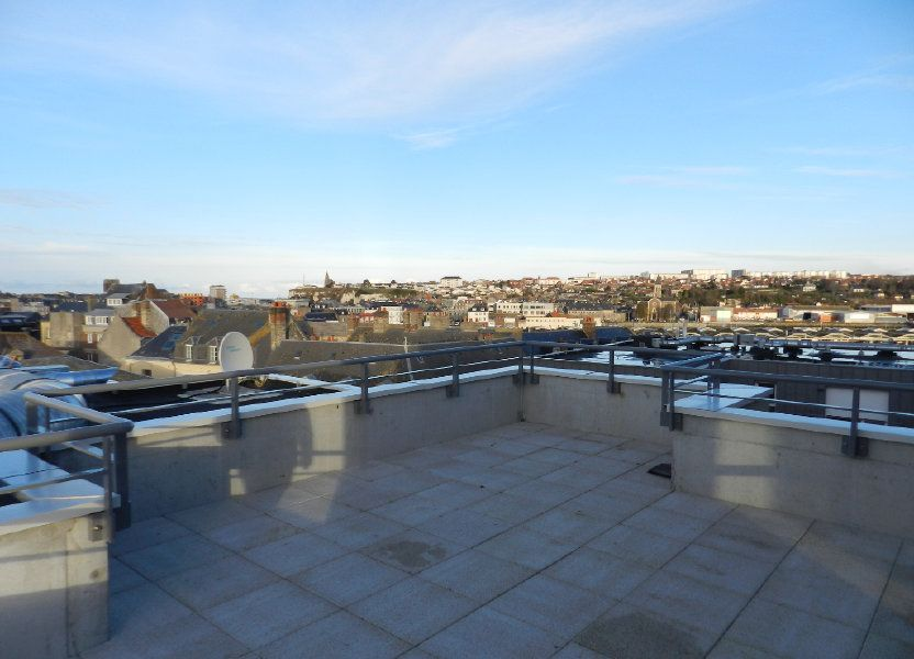 Appartement à vendre 109.79m2 à Dieppe