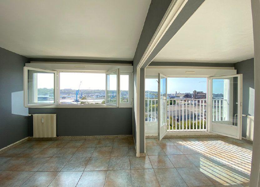 Appartement à vendre 73.56m2 à Dieppe