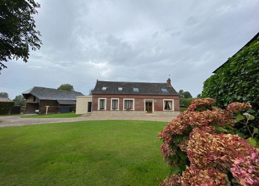 Maison à vendre 187m2 à Saint-Quentin-au-Bosc