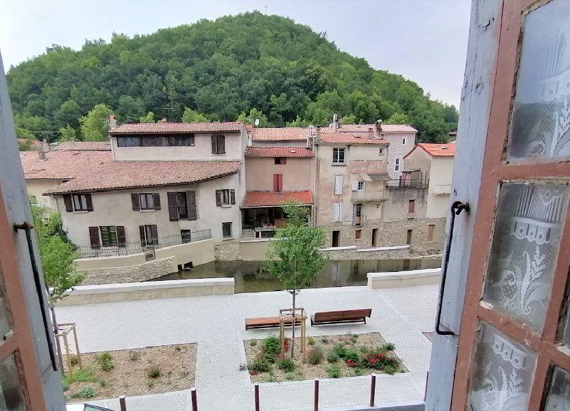 Maison à vendre 100m2 à Lavelanet