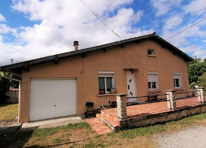 Maison à vendre 85m2 à Mirepoix