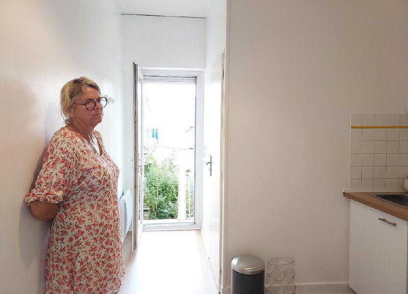 Appartement à louer 25m2 à Pessac