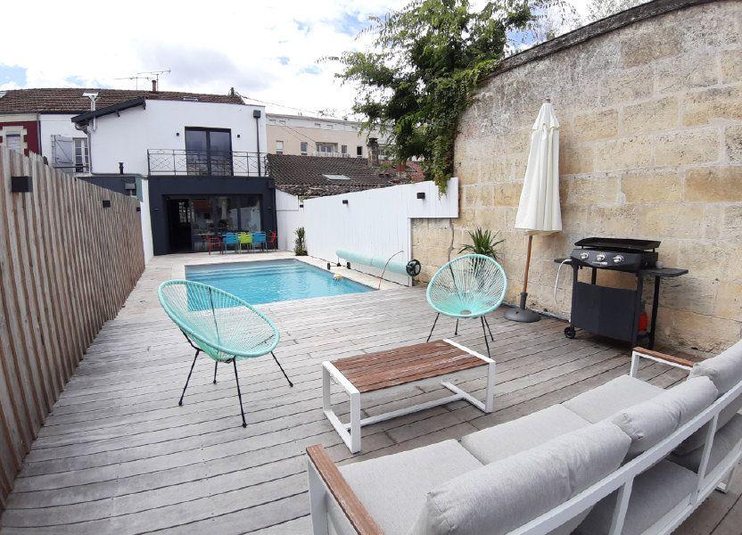 Maison à vendre 150m2 à Bordeaux
