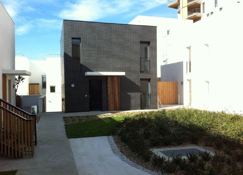 Appartement à vendre 81.63m2 à Bordeaux