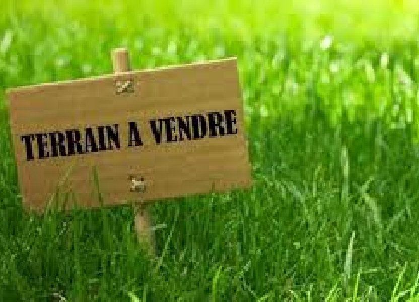 Terrain à vendre 467m2 à Saint-Maurice-de-Beynost