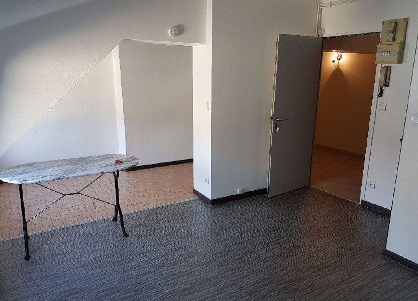 Appartement à louer 20.04m2 à Nancy