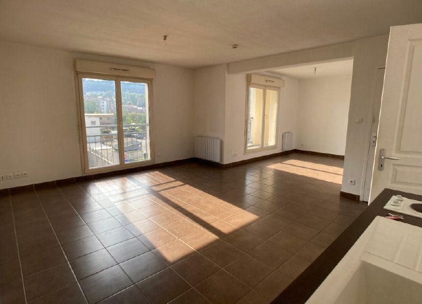 Appartement à louer 41m2 à Nancy
