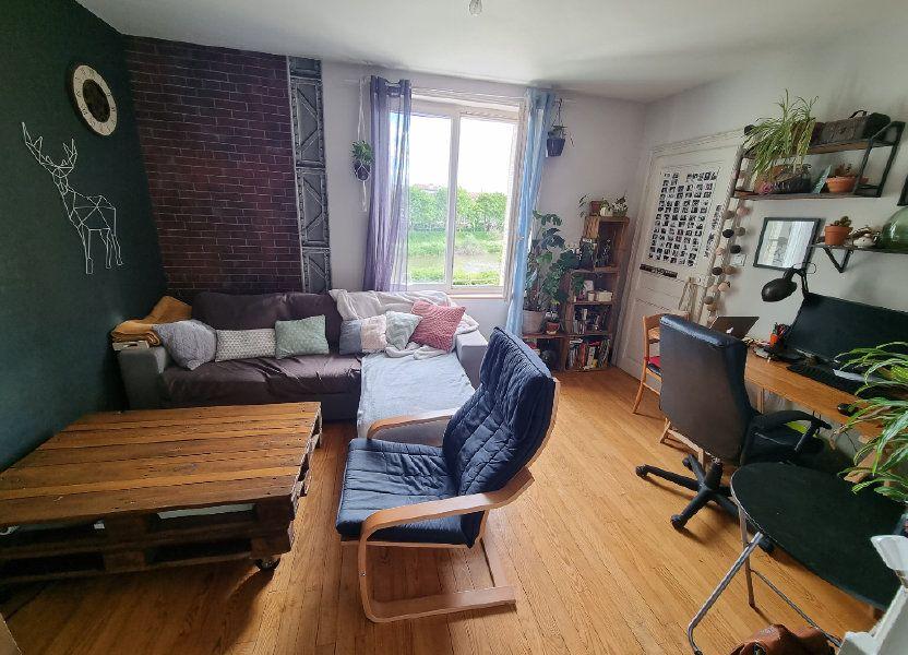 Appartement à louer 48m2 à Malzéville