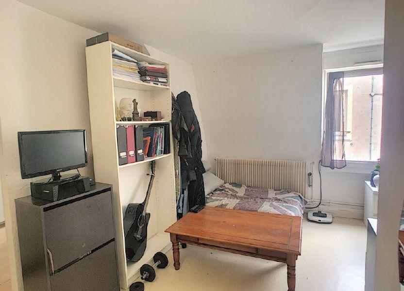 Appartement à louer 39m2 à Nancy