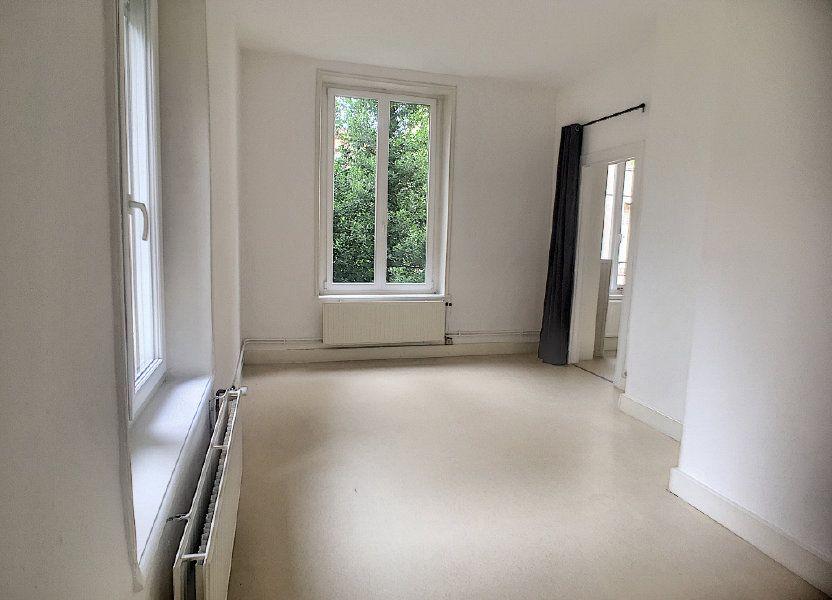 Appartement à louer 35m2 à Nancy