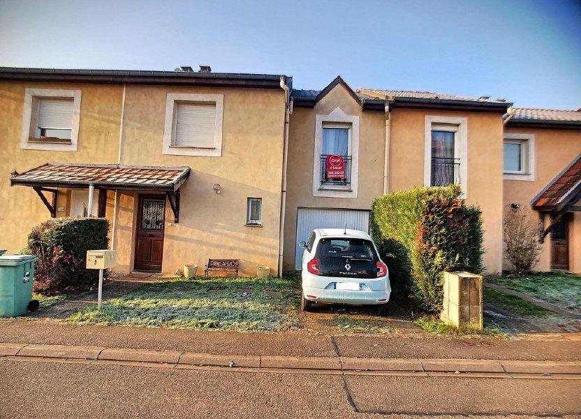 Maison à louer 119m2 à Tomblaine