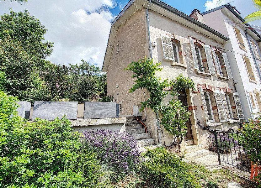 Maison à louer 107.12m2 à Nancy