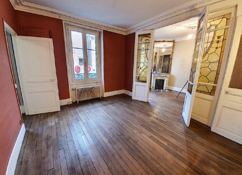 Appartement à vendre 86.26m2 à Nancy
