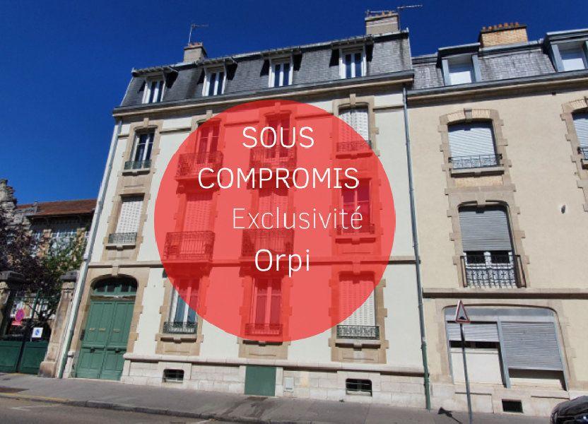 Appartement à vendre 104.36m2 à Nancy