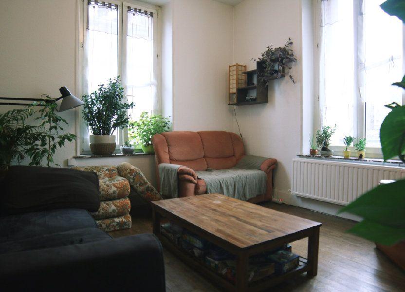 Appartement à louer 44.2m2 à Nancy