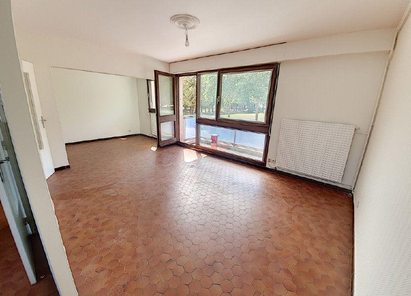 Appartement à louer 83m2 à Nancy
