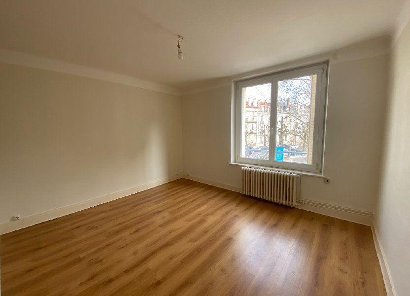 Appartement à louer 38m2 à Nancy