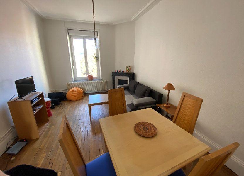 Appartement à louer 47.26m2 à Nancy