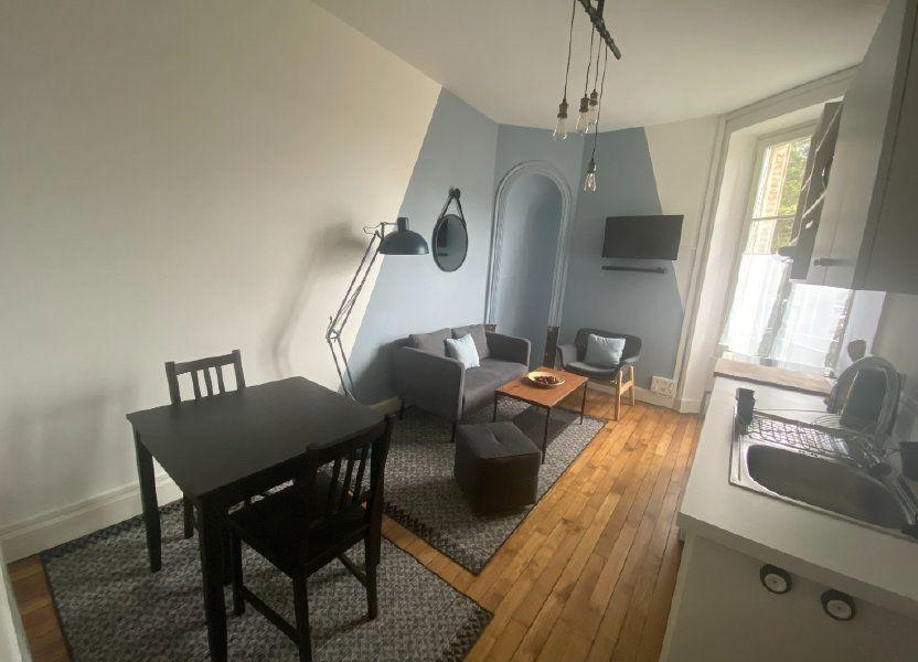 Appartement à louer 43.38m2 à Nancy