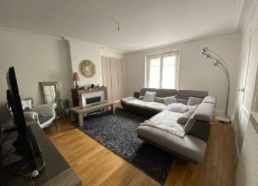 Appartement à louer 121m2 à Nancy