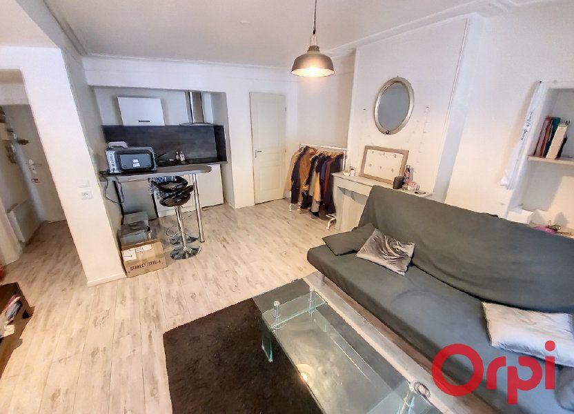Appartement à louer 37m2 à Nancy